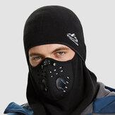 男性Plus厚く保温ウォームライディング屋外防風防曇ネック保護通気性スカーフマスク
