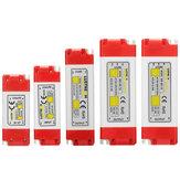 LUSTREON 12W 24W 36W 48W 60W AC100-240V à DC12V Moteur LED Source d'Alimentation Transformateur Adaptateur