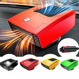 Portable Car Heater 12V-24V 180W Fast Heating Fan 360 Degree Rotary Winter Defroster Air Purification
