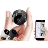 A9 Mini WIFI HD 1080P Wireless IP Camera Home Security Night Vision 150° Wide Angle