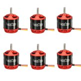 6PCS Racerstar BR2830 1300KV 2-4S Brushless Motor For RC Airplane