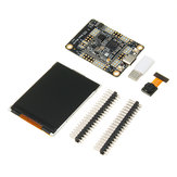 Sipeed M1 Dock Development Board + 2.4 inch 320*240 LCD Screen + OV2640 Camera Kit