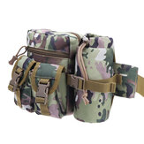 600D Nylon Tactical Waist Bag Multifunctional Military Bag