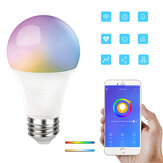 E27 RGB + CCT 10W Smart Bulb EWeLink APP LED Lámpara Funciona con Amazon Alexa Google Home 220-240V