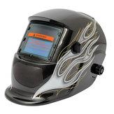 黒炎ソーラーオートダークニング溶接機溶接ヘルメットマスク
