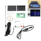 100 KHz-1,7 GHz Full-Band Software Radio HF FM AM RTL-SDR Ontvanger Radiofrequentie Modulatie Kit