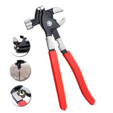 Universal Hammer Pliers Pipe Wrench Spanner Iron Knock Manual Nail Pull Assist Nail Thread Trimming Multifunctional