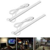 5W SMD 5730 USB Interrutore Regolabile LED Tubo Rigido a Strisce Lampada DC5V