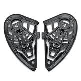 Casco de la motocicleta Visor Shield Gear Base Placa Set para AGV K1 K3SV K5 / K3 K4