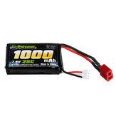 7,4 V 1000 mAh 25C Lipo Batterie Für SG 1601 1602 RC-Autoteile T Pschleppen