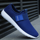 Men Casual Mesh Sneakers Breathable Light Weight Sneakers
