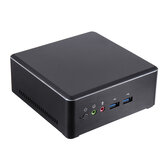 T-Bao TBOOK MN22 Mini PC AMD Ryzen 3 2200U 8GB DDR4 256GB M.2 NVME SSD Desktop PC Dual Core Radeon Vega 3 Graphics 2.5GHz to 3.4GHz DP HD 4K Dual WiFi