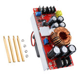 DC10-60V 30A 1500W To 12-90V Boost Converter Step Up Power Supply Module