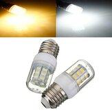 3.5W E27 Blanc / Blanc chaud 5730SMD 27 LED Ampoule De Maïs 24V