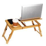 طاولة كمبيوتر محمول قابلة للتعديل وقابلة للتعديل لمكتب الكمبيوتر المحمول للأريكة والسرير