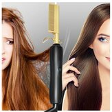Multifunction Beard Straightening Hot Comb Electric Straight