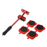 Heavy Duty Furniture Moving Tool Transport Shifter Wheel Slider Lifting Roller