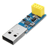 3pcs OPEN-SMART USB To ESP8266 ESP-01S LINK V2.0 Wi-Fi Adapter Module w/ 2104 Driver
