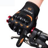 WOSAWE BST-015 Tactische vingerhandschoenen Antisliphandschoenen voor buitensporten Fietsen Jagen