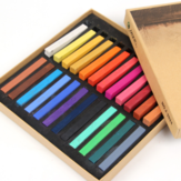 Maries F2012 36/48 Colors Pencil Art Dedicated Hand-painted Professional Pastel Stick Chalk For Grafitti