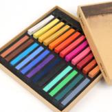 Maries F2012 36/48 Couleurs Crayon Art Dédié Peint À La Main Professionnel Pastel Stick Craie Pour Grafitti