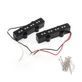 2pcs 4 corde pickup stile aperto humbucker per basso jb