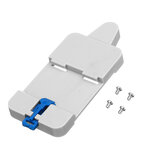 SONOFF® DR DIN Rail Tray Adjustable Mounted Rail Case Holder Solution Module