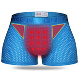 CelanaPendekPriaPakaianOlahragaCelana Boxershorts Perawatan Magnetik Bernapas Cepat Kering