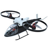 KY-Z2 6CH Tweeassige borstelloze helikopter RTF-ondersteuning GPS Return One Click Take Off