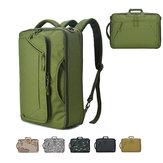 男性と女性のアウトドアバックパックマルチファンクションメッセンジャーバッグ