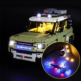 DIY LED Light Lighting Satz Für LEGO 42110 Für Land Rover Defender Car Bricks Toy