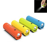LOVExtend S LP1008 Multi-Function LED Light Bag Grips Storage Handle Flashlight Kitchen Storage Rack Portable ag Holder Handle Carrier Lock Labor Saving Tool From Xiaomi Youpin