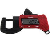 ANENG 12.7mm Digitale dikte Meter Mini wijzerplaat dikte meter Koolstofvezel samengestelde breedte meetinstrument
