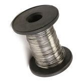 304 Stainless Steel Wire Length 30M Bright Wire Single Hard Wire Diameter 0.2/0.3/0.4/0.5/0.6mm