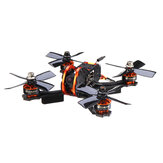 Eachine Tyro79 140mm 3 Zoll DIY Version FPV Racing RC Drohne F4 OSD 20A BLHeli_S 40CH 200mW 700TVL