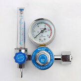 Argon CO2 Gas Mig Tig Flow Meter Welding Weld Regulator Gauge Welder 0-25MPa