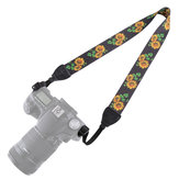 PULUZ PU6009C Kiểu dây đeo cổ nhiều màu theo phong cách dân tộc Retro cho máy ảnh DSLR DSLR