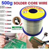 500g 63/37 Tin Lead Line Soldering 0.5/0.6/0.8/1.0/1.2/1.5/2.0mm Solder Core Wire