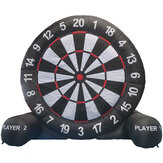 3M High Giant Inflatable Dart Board For Game Soccer With Air Blower