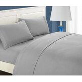 Super Soft Juegos de cama de 3/4 piezas Juego de funda nórdica resistente a las arrugas de bolsillo profundo