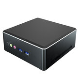 T-Bao TBOOK MN25 Mini-PC AMD Ryzen 5 2500U 16GB DDR4 512 GB NVME SSD Radeon Vega 8 Grafik 2,0 GHz bis 3,6 GHz DP HD 4K Dual WiFi
