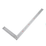 300/500mm Right Angle Woodworking Ruler 90 Degree Square Angle Ruler Measurement Tool