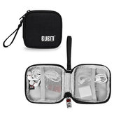 BUBM Mini Portable Storage Pouch Anti-scratch Earphone Accessory Collection Management Storage Bag