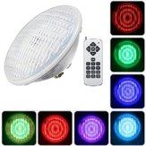 18W Par56 RGB LED水中防水プールライトIP68リモートコントロールAtmostphereライト