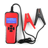 AE1801 12V Car Battery Tester Battery Load Digital Analyzer CCA Charging Fault Diagnostic Scan Tool With LCD Display Screen