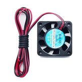 TEVO® 12V DC 40*40*10mm Sans Balais 4010 Ventilateur avec 100mm Câble pour Imprimante 3D