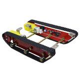 Les kits intelligents de chasse de réservoir de robot Caterpillar ont intégré deux moteurs pour