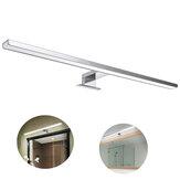 10 W 800 lm 60 cm Łazienka Lustro ścienne do łazienki Dom Wodoodporna lampa IP44 z aluminium