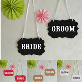 Bunting Banner Garland Romantic Fashion Wedding Ceremony Room Decor Photo Props