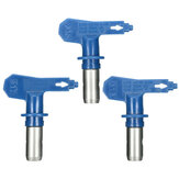 Blue Airless Spraying Gun Tips 3 Series 13-17 For Wagner Atomex Titan Paint Spray Tip